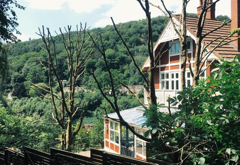 Otis house from sex education wye valley