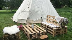 glamping hereford