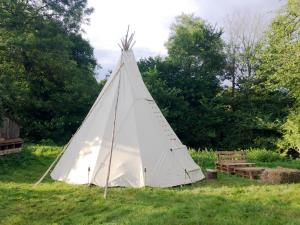 Regular Tipi - 1 double and 2 singles